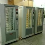 Автомати за Закуски - Барабан, Секции
