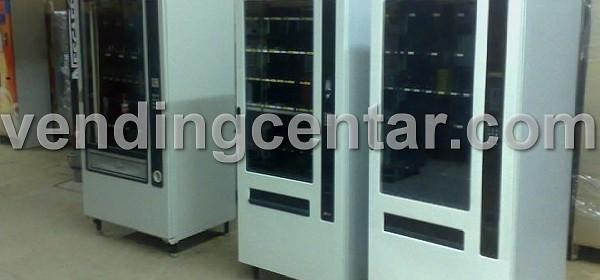 Автомати за пакетирани закуски и автомати за пакетирани храни от Вендинг Център. Продажба на автомати за закуски и храни втора ръка ( втора употреба ).