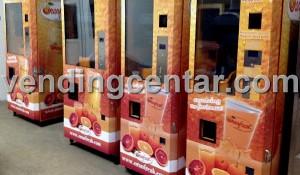 Автомати за фреш сокове от Вендинг Център.